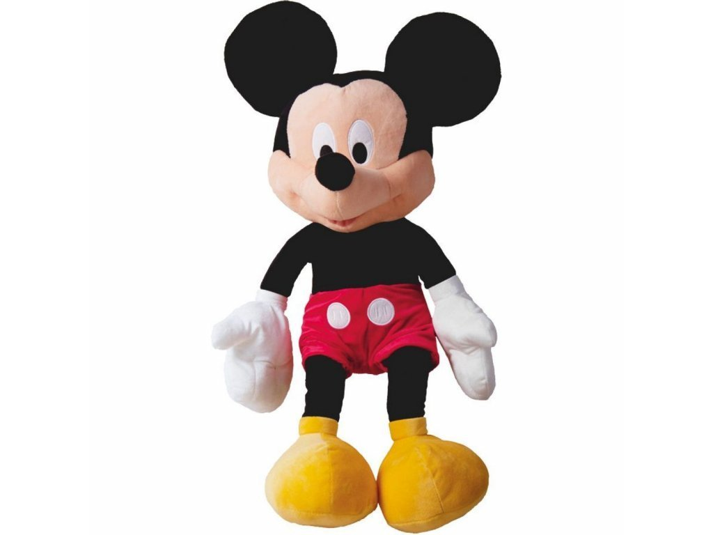 107495 plysovy mickey mouse
