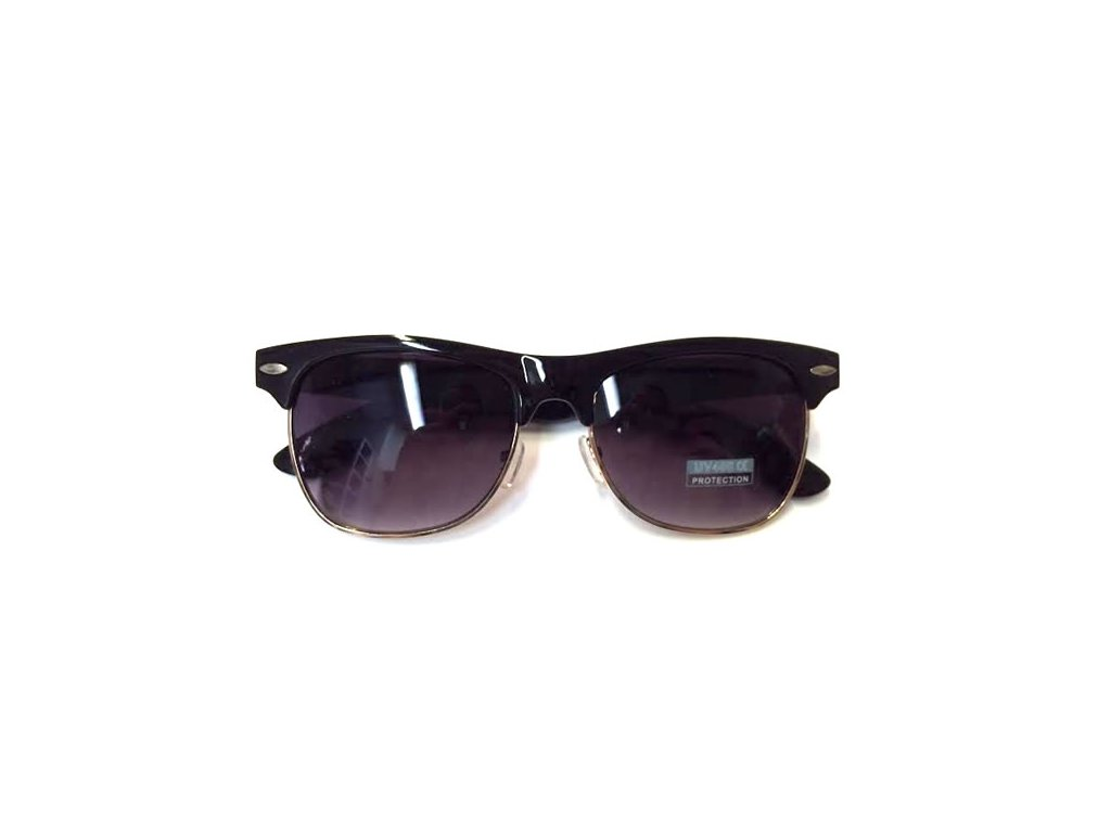 Sluneční Brýle Clubmaster - Typ 2 (Barva Náhodná barva)