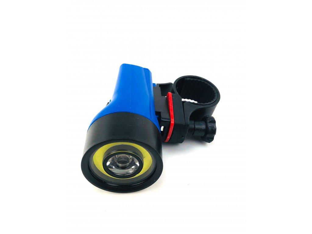 LED světlo na kolo - KK-B30 (Opicka Modrá)