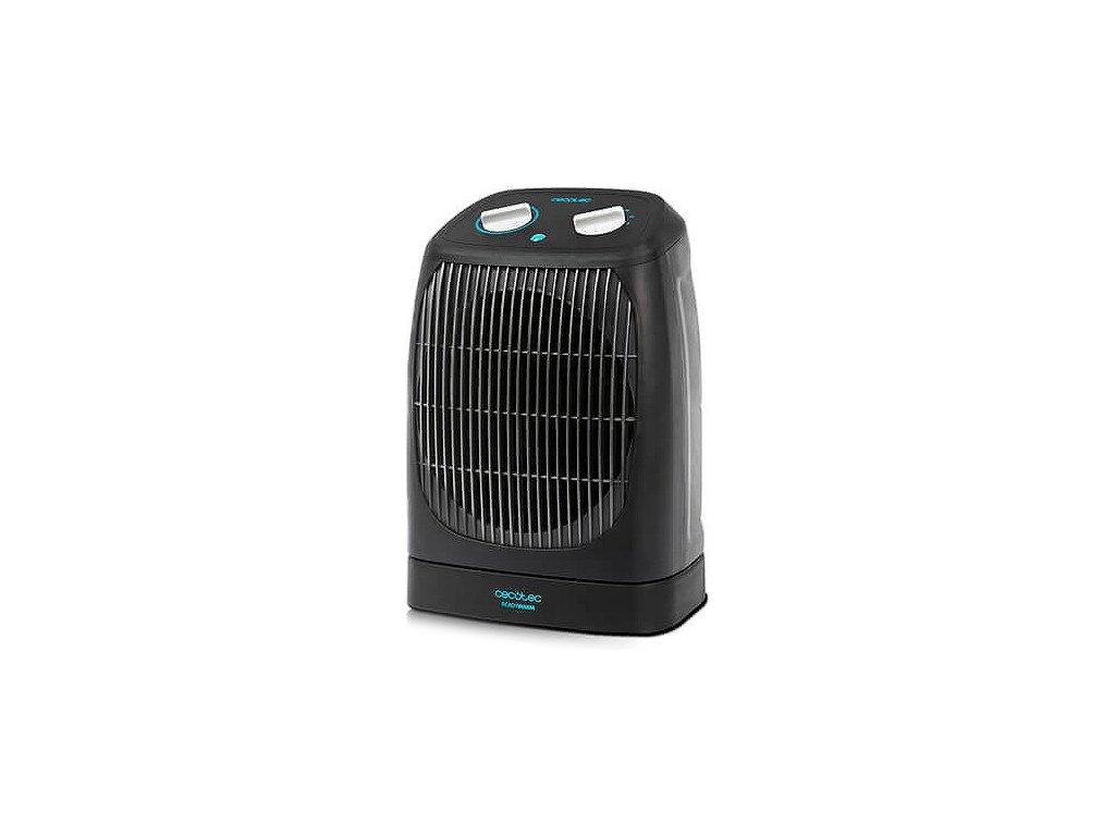 Prenosný termoventilátor Cecotec Ready Warm 9550 Rotate Force 2000W Čierna