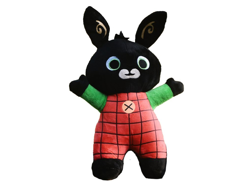 Králíček Bing Bunny (Opicka Černo-červená)