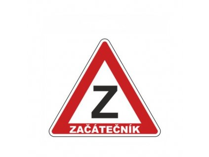 samolepka Z