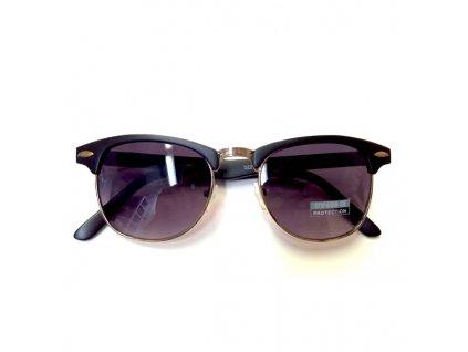 Sluneční Brýle Clubmaster (Barva Maskáč)