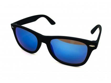 132536 slunecni bryle wayfarer zrcadlove modre