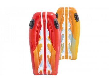 Nafukovací surfovací prkno (Opicka Žlutá)