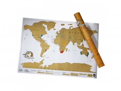 Stieracie Mapa Sveta