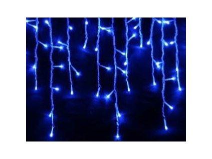 Vonkajšie vianočné LED záves - modrý 1500 až 2000 diód