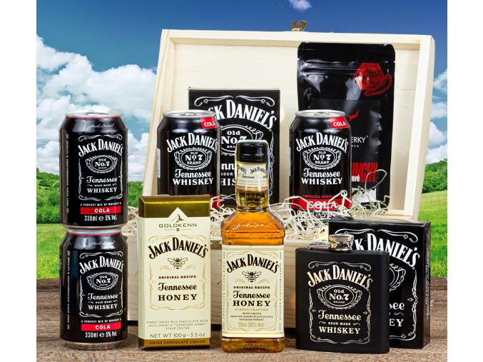 Truhla Jack Daniel's Honey