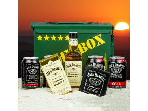 Army Box Jack Honey