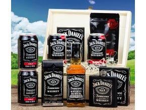 Ajandekdoboz Jack Daniel's