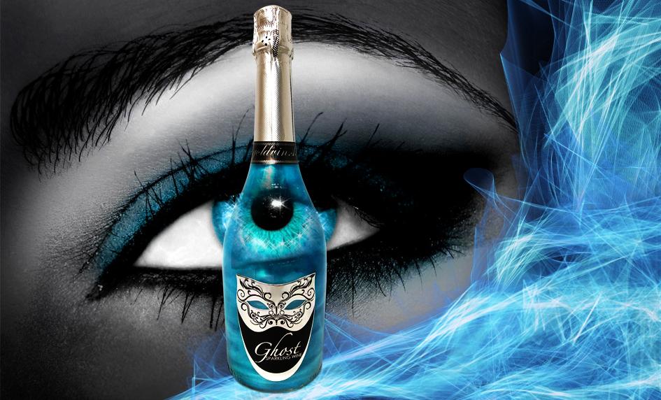 Ghost - Šumivé víno s unikátnym perleťovým efektom