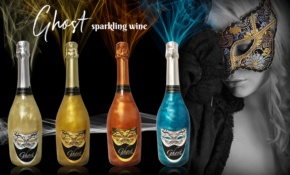 Ghost sparkling wine