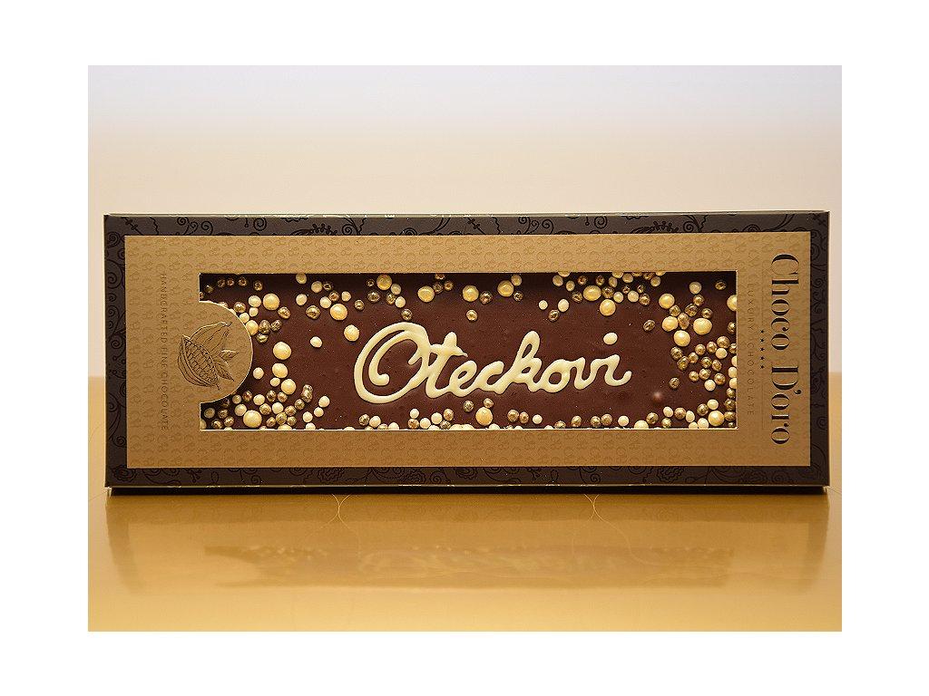 Čokoláda Choco Doro - Oteckovi