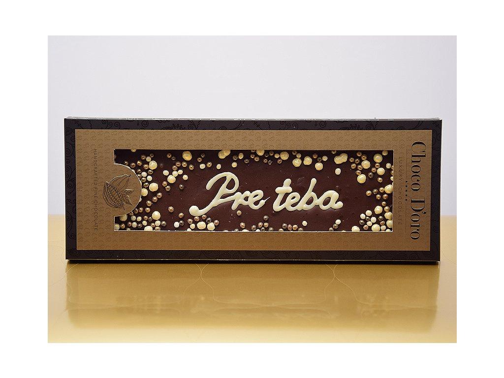 Čokoláda Choco Doro - Pre teba