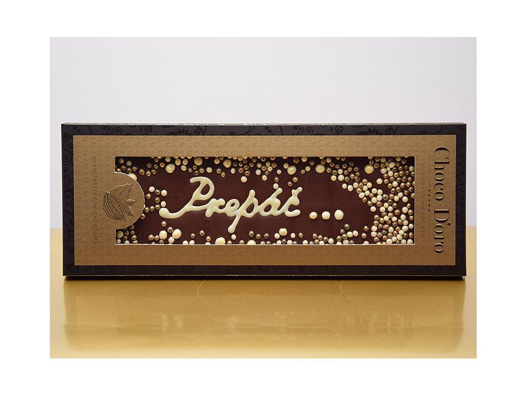 Čokoláda Choco Doro - Prepáč