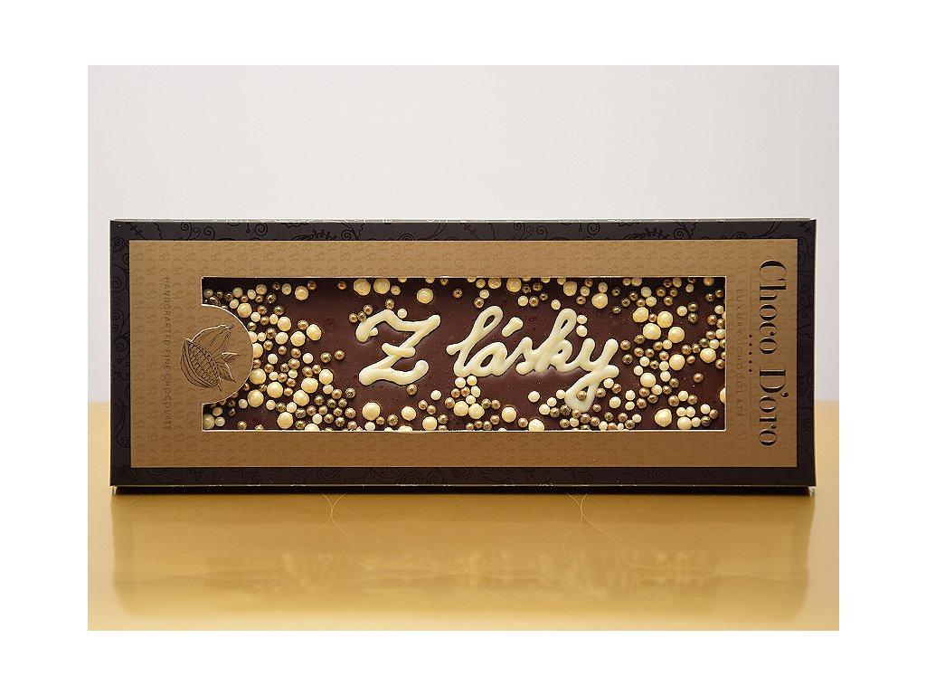 Čokoláda Choco Doro - Z lásky