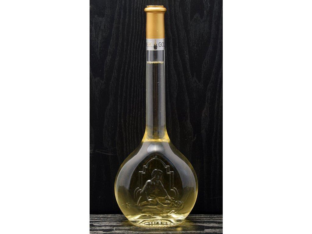 Ozdobná fľaša Kama Sutra smotívom