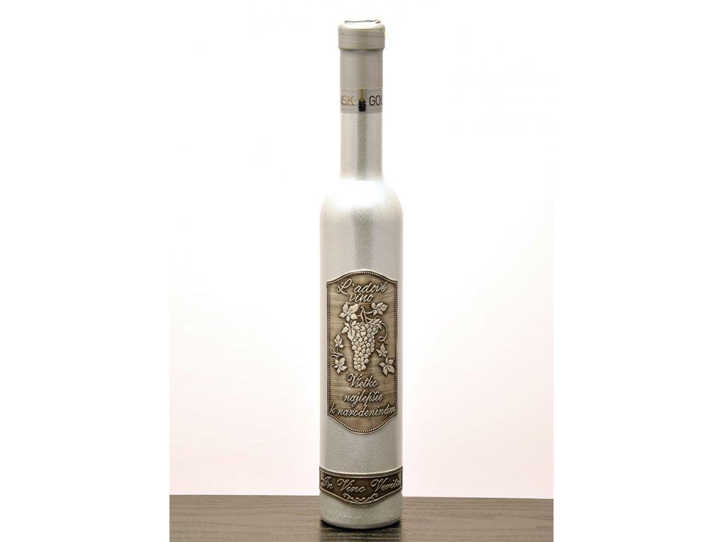 Ľadové víno Všetko najlepšie knarodeninám