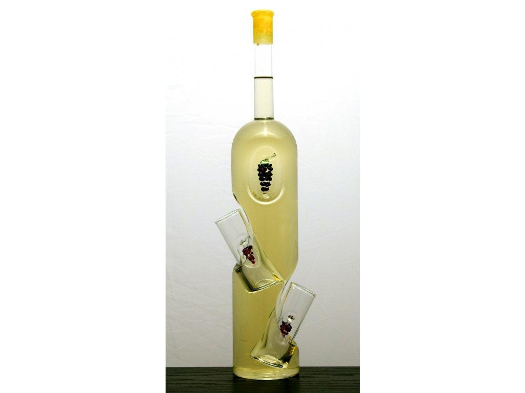 Vínna studňa malá s 2 pohármi 0,7 l
