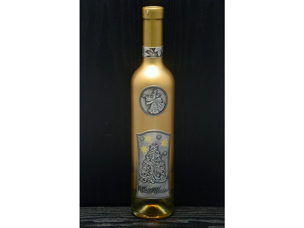 Zlatá fľaša - Vianoce