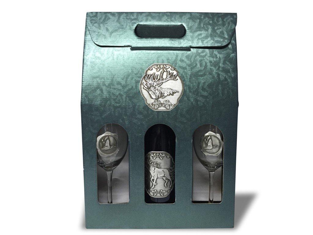 4. Darčekový set 1 2 pre poľovníkov, Smeraldo