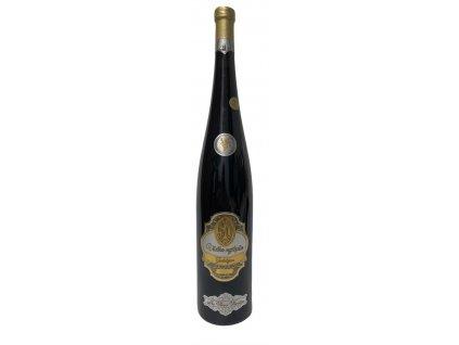 Darčekové víno rýnska fľaša Všetko najlepšie-Gratulujem 1,5 l