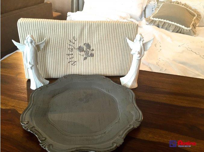 Tanier Provence šedý 32,5x32,5 cm, 10,00 €, 5540400TRE