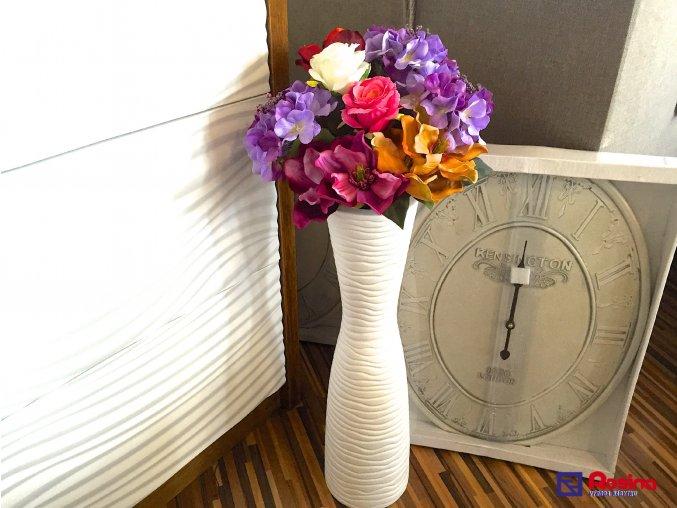 Váza Biela veľká 58cm, 48,00€, 96965TRE