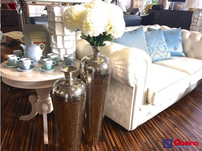 Váza strieborná nerozbitná veľká 76cm, 130,00€, 1164300TRE