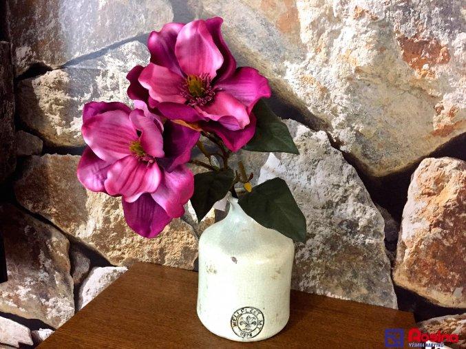 Váza zelenkavá 19cm, 11,00€, 218498TRE