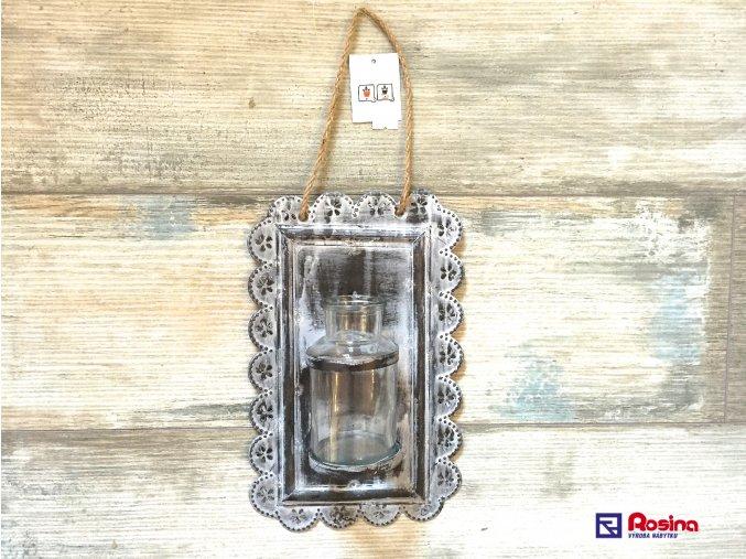 Vázička Provence na zavesenie 29x17,5cm, 13,00€, 2837200TRE