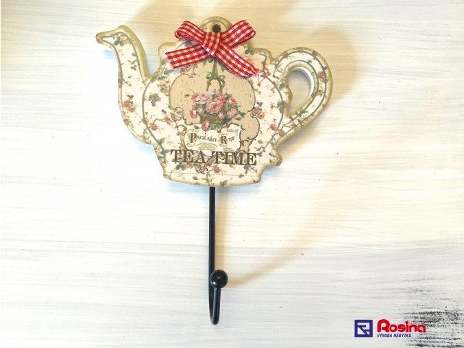 Vešiačik Paris s mašličkou 18cm, 7,20€, 94116ART