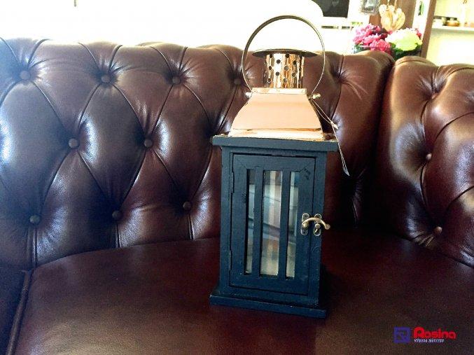 Čierny Lampáš 35cm, 39,00€, 93368ART