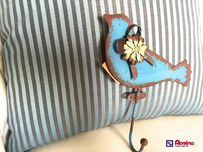 Vešiačik Vtáčik modrý 22cm, 12,00€, 80454TRE