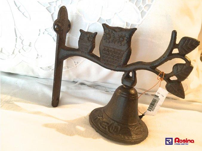 Zvonček Sovičky 19cm, 14,00€, 041CE7100530HAR