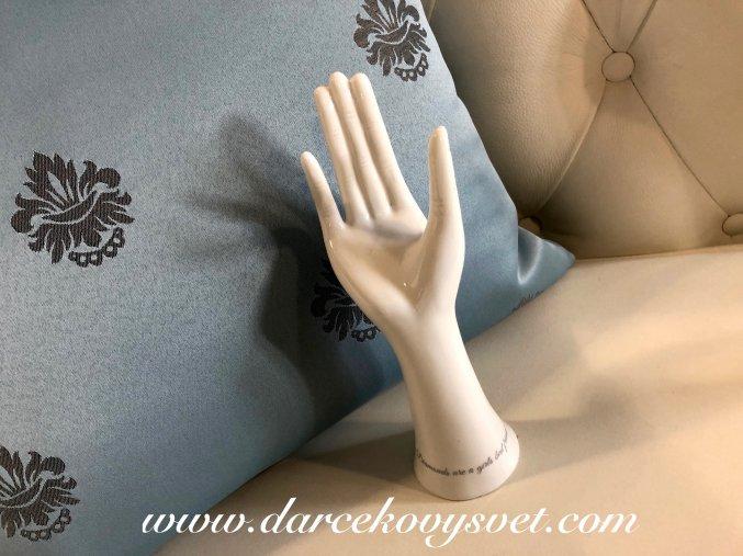 Stojan na šperky Ruka 2 20cm, 5,00€, 3308200TRE
