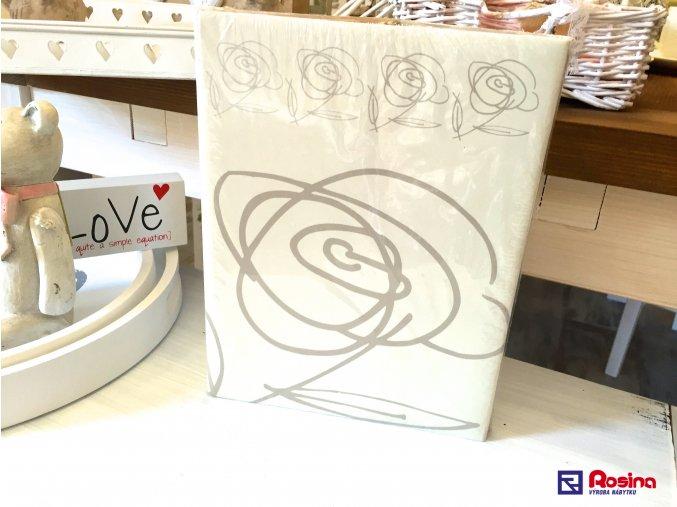 Fotoalbum Wile Rose 19x25cm, 10x15cm, 12,90€, 00094896HAM
