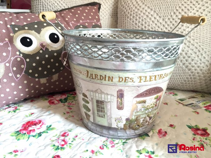Kýblik Jardin Des Fleurs veľký 03313A9653HAR 22cm, 12,90€, 03313A9653HAR