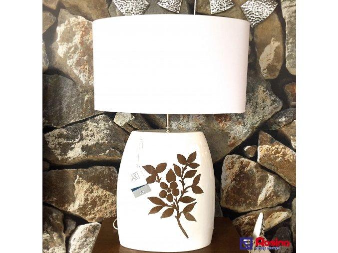 Lampa Biela Casablanca 68cm, 89,00€, 26807TRE