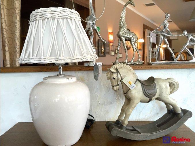 Lampa Provence Porcelánová 52cm, 96,00€, 711839TRE