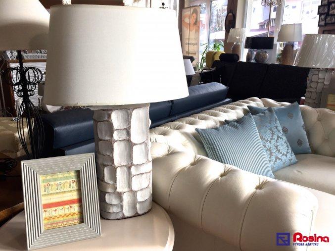 Lampa šedá tehla 70,5cm, 159,00€, 79313TRE