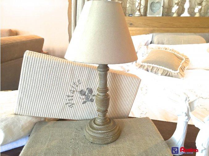 Lampička Provence malá 33cm, 39,00€, 16460TRE