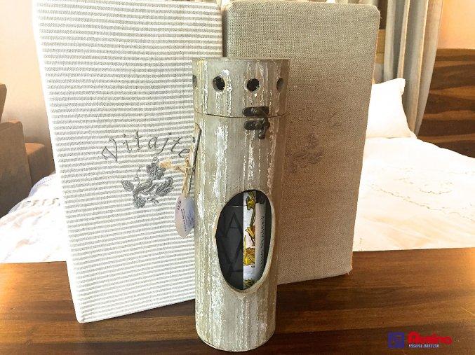 Nádoba Provence na fľašu 34,5 cm, 18,00€, 64506TRE