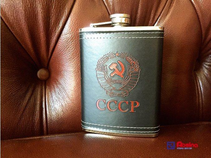 Ploskačka čierna CCCP 15,90€