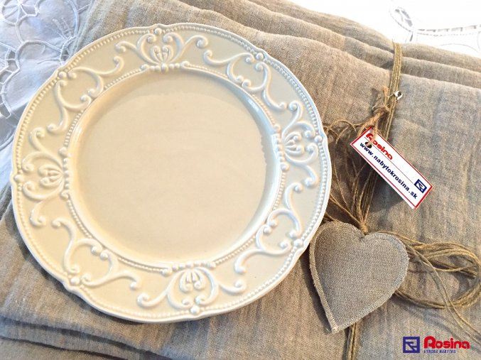 Set Dezertných tanierikov Crema Romantic 20cm, 12,00 €, 601681TRE