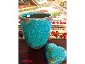 Váza Tyrskys 26,5x20cm, 27,00€, 5712500TRE