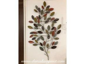 Kovový obraz Strom 121,5cm, 148,00€, 17049TRE