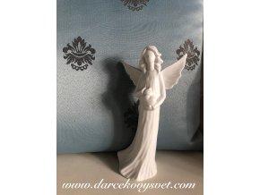 Soška Anjelik so srdiečkom 19cm, 9,90€, 16166TRE