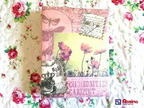 Fotoalbum Kiss me 25x19cm, 10x15 cm, 13,90€, 002037HAM