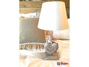 Lampa Provence Srdce Romantic